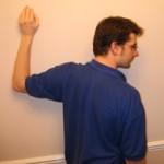 Physiotherapist Pec Stretch