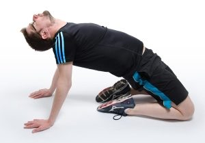 Brighton Physio Back Pain Stretch Quad Extension