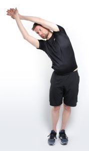 Half Moon Stretch For Knee Pain Physio