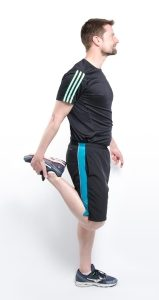 Physio Quad Stretch To Ease Knee Pain