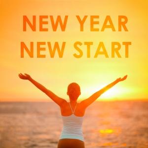 2018 New Year New Start