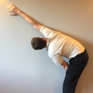 Best Physio Lat Stretch