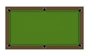 Pain receptor Snooker Table Analogy