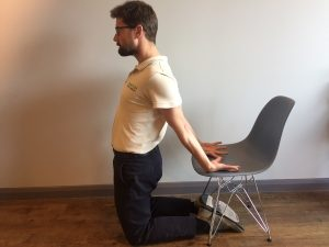 Physio Bicep Stretch